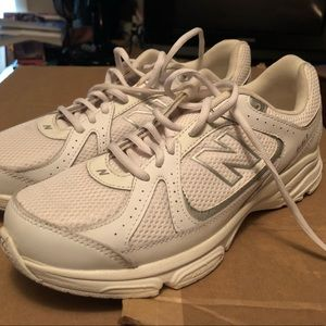 Pair of New Balance Sneakers
